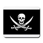 Calico Jack Rackham Jolly Rog Mousepad