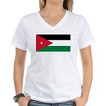 Jordan Women's V-Neck T-Shirt