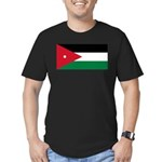 Jordan Men's Fitted T-Shirt (dark)