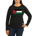 Jordan Women's Long Sleeve Dark T-Shirt