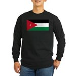 Jordan Long Sleeve Dark T-Shirt