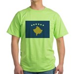Kosovo Green T-Shirt