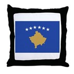 Kosovo Throw Pillow