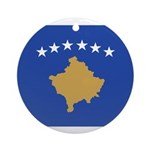 Kosovo Ornament (Round)