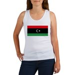 Libya Women's Tank Top