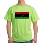 Libya Green T-Shirt