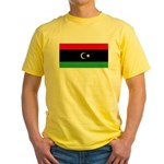 Libya Yellow T-Shirt