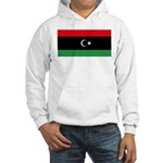 Libya Hooded Sweatshirt
