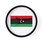 Libya Wall Clock