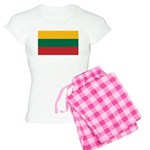 Lithuania Women's Light Pajamas