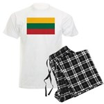 Lithuania Men's Light Pajamas