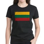 Lithuania Women's Dark T-Shirt