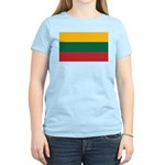 Lithuania Women's Light T-Shirt