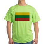 Lithuania Green T-Shirt