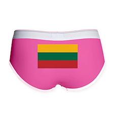 Lithuania Women's Boy Brief