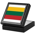 Lithuania Keepsake Box
