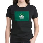 Macau Women's Dark T-Shirt