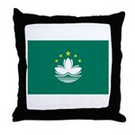 Macau Throw Pillow