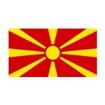 Macedonia 38.5 x 24.5 Wall Peel