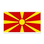 Macedonia 22x14 Wall Peel