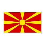 Macedonia 22x14 Wall Peel