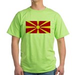 Macedonia Green T-Shirt