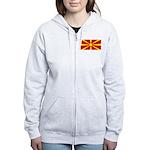Macedonia Women's Zip Hoodie