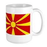 Macedonia Large Mug