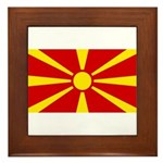 Macedonia Framed Tile
