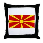 Macedonia Throw Pillow