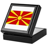 Macedonia Keepsake Box