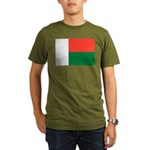 Madagascar Organic Men's T-Shirt (dark)