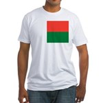 Madagascar Fitted T-Shirt