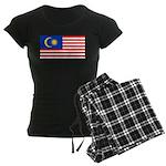 Malaysia Women's Dark Pajamas