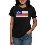 Malaysia Women's Dark T-Shirt