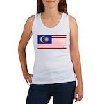 Malaysia Women's Tank Top