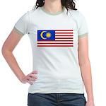 Malaysia Jr. Ringer T-Shirt