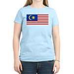 Malaysia Women's Light T-Shirt