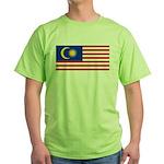 Malaysia Green T-Shirt