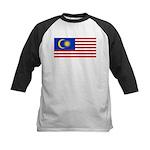Malaysia Kids Baseball Jersey