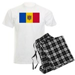 Moldova Men's Light Pajamas