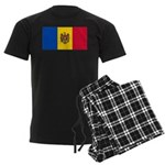 Moldova Men's Dark Pajamas