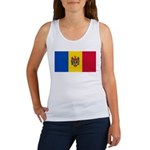 Moldova Women's Tank Top