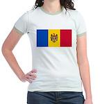 Moldova Jr. Ringer T-Shirt