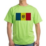 Moldova Green T-Shirt