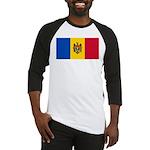 Moldova Baseball Jersey