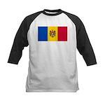 Moldova Kids Baseball Jersey