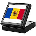 Moldova Keepsake Box