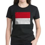 Monaco Women's Dark T-Shirt