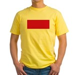 Monaco Yellow T-Shirt